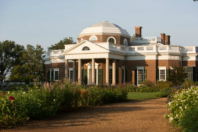 Spend the Day in Charlottesville, VA, and visit Thomas Jefferson's Monticello