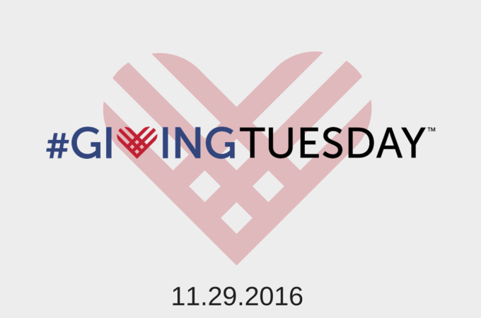 #GivingTuesday 2016