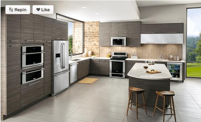 My Dream Kitchen has a #SuiteDesign {Sponsored}