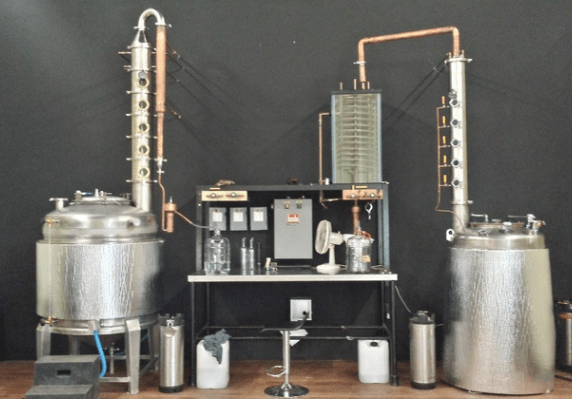 Freedom and Democracy at the Muddy River Distillery in Belmont, North Carolina