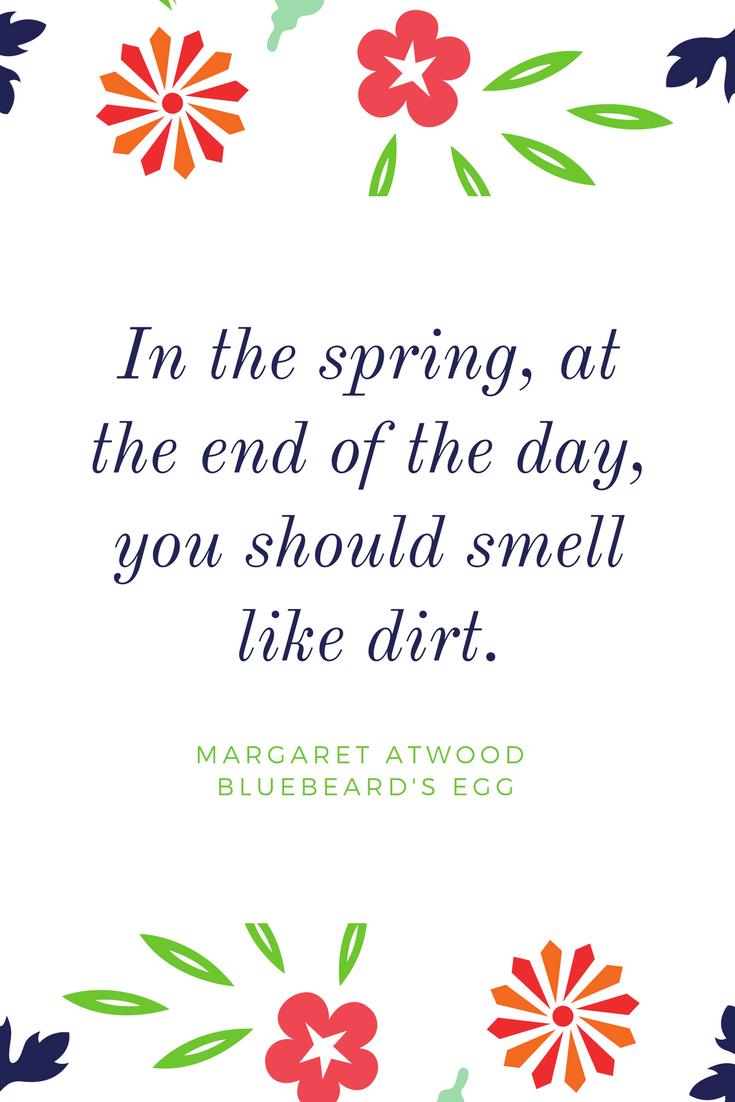 Margaret Atwood, Bluebeard's Egg