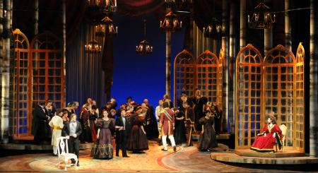 Opera Carolina {Eugene Onegin}: A Review
