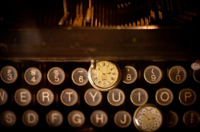 Balance and writing