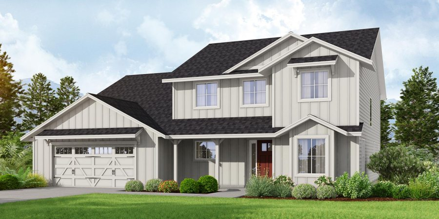 The Ashland   Custom Home Floor Plan   Adair Homes the Ashland