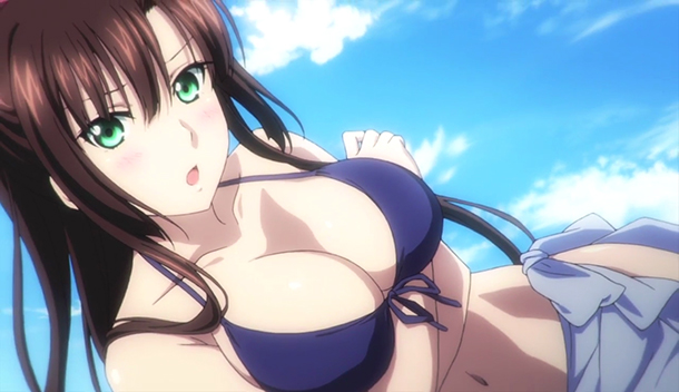 Descarga Strike the Blood II Ova Mega Subtitulos en Español Mega HD
