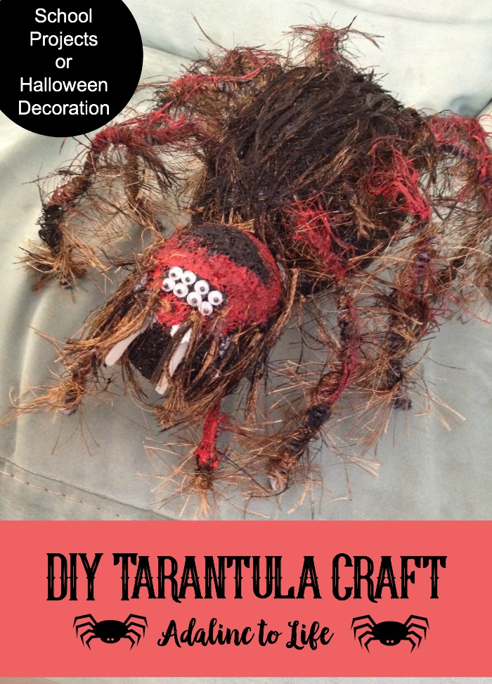 tarantual-craft