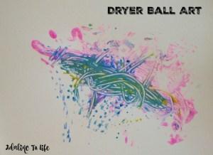 Dryer ball art 10