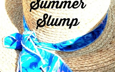 Tips For the Summer Blogging Slump