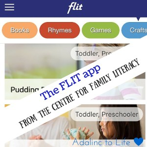The FLIT app