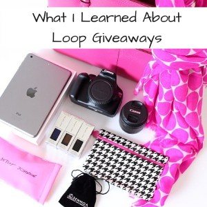 What I Learned About Instagram Loop Giveaways.