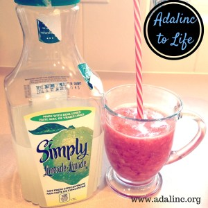 Limeade Slushy
