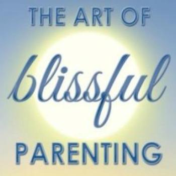 Art of Blissful Parenting Book Blast
