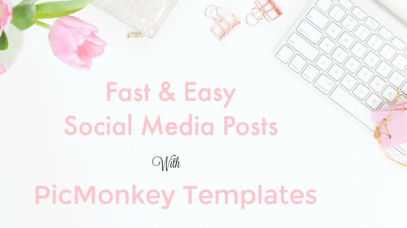 New PicMonkey Templates Make Designing Even Easier.