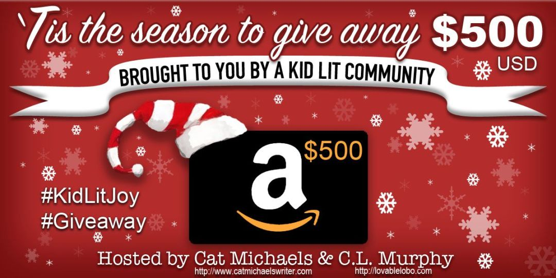 Kid Lit Community Giveaway