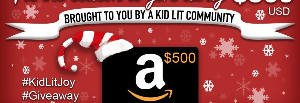 Kid Lit Community Giveaway – Celebrate With Us