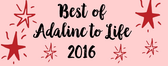 Top Posts For 2016: Books and Stickers