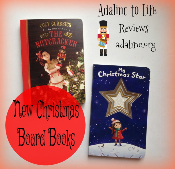 Christmas board books for your kids