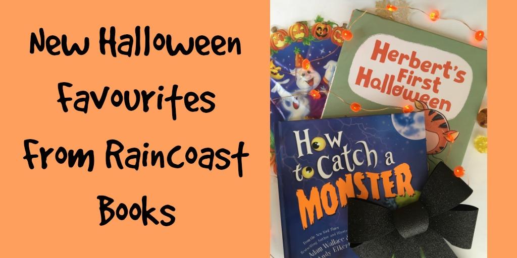 New Halloween Favourites From Raincoast Books