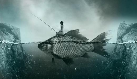 根魚とチヌ同時狙いは可能。そんな釣り方が私のお気に入り。
