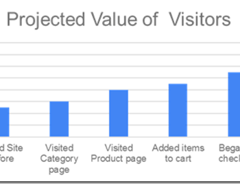 Projected value of visitors thumbnail