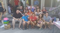 Friends July 2017