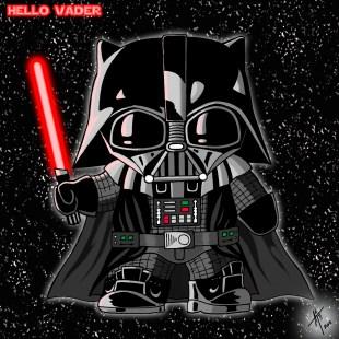 Hello Vader 2