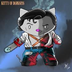Kitty of Darkness