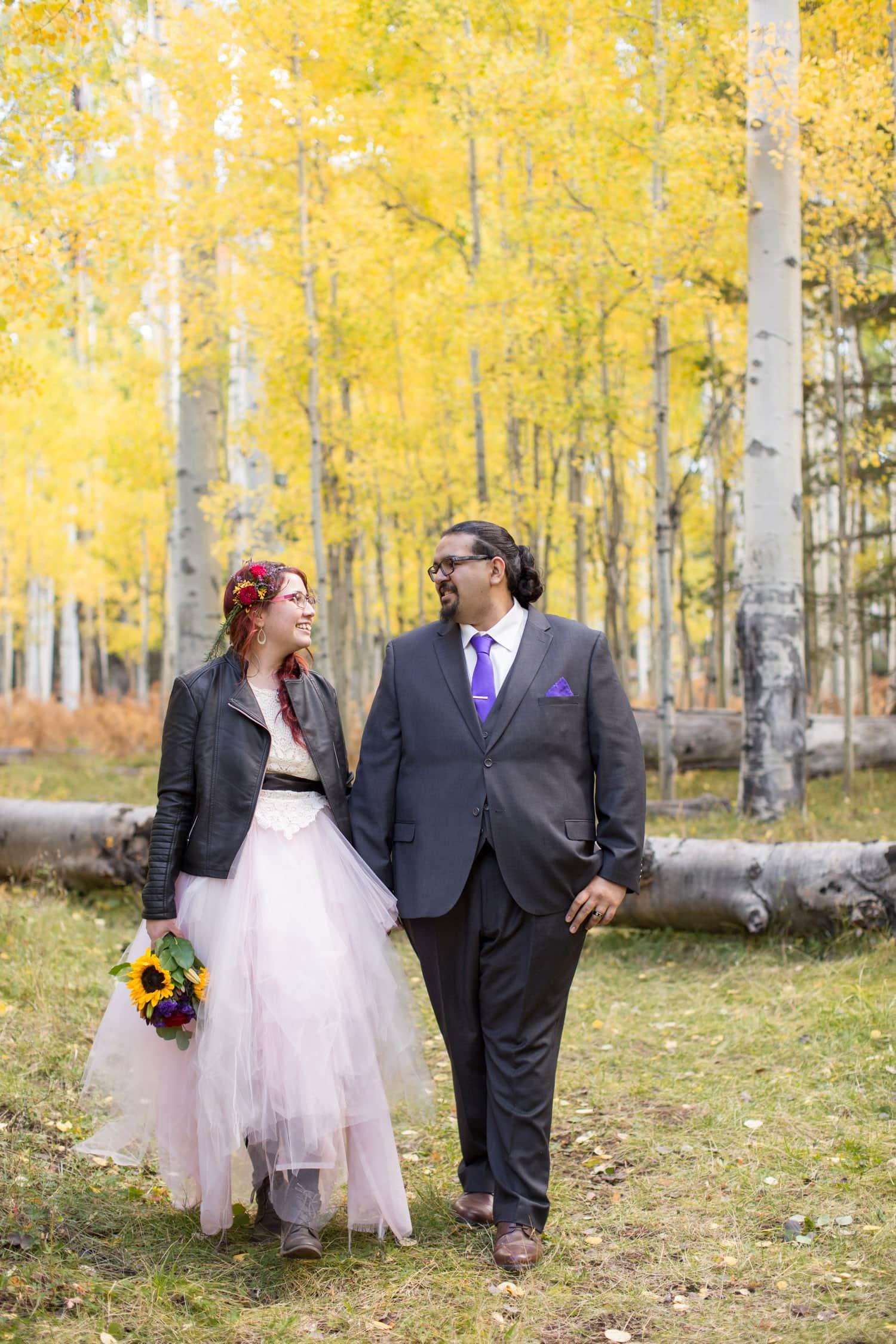Aspen Corner wedding