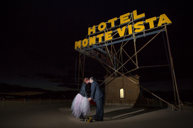 Monte Vista Flagstaff Wedding