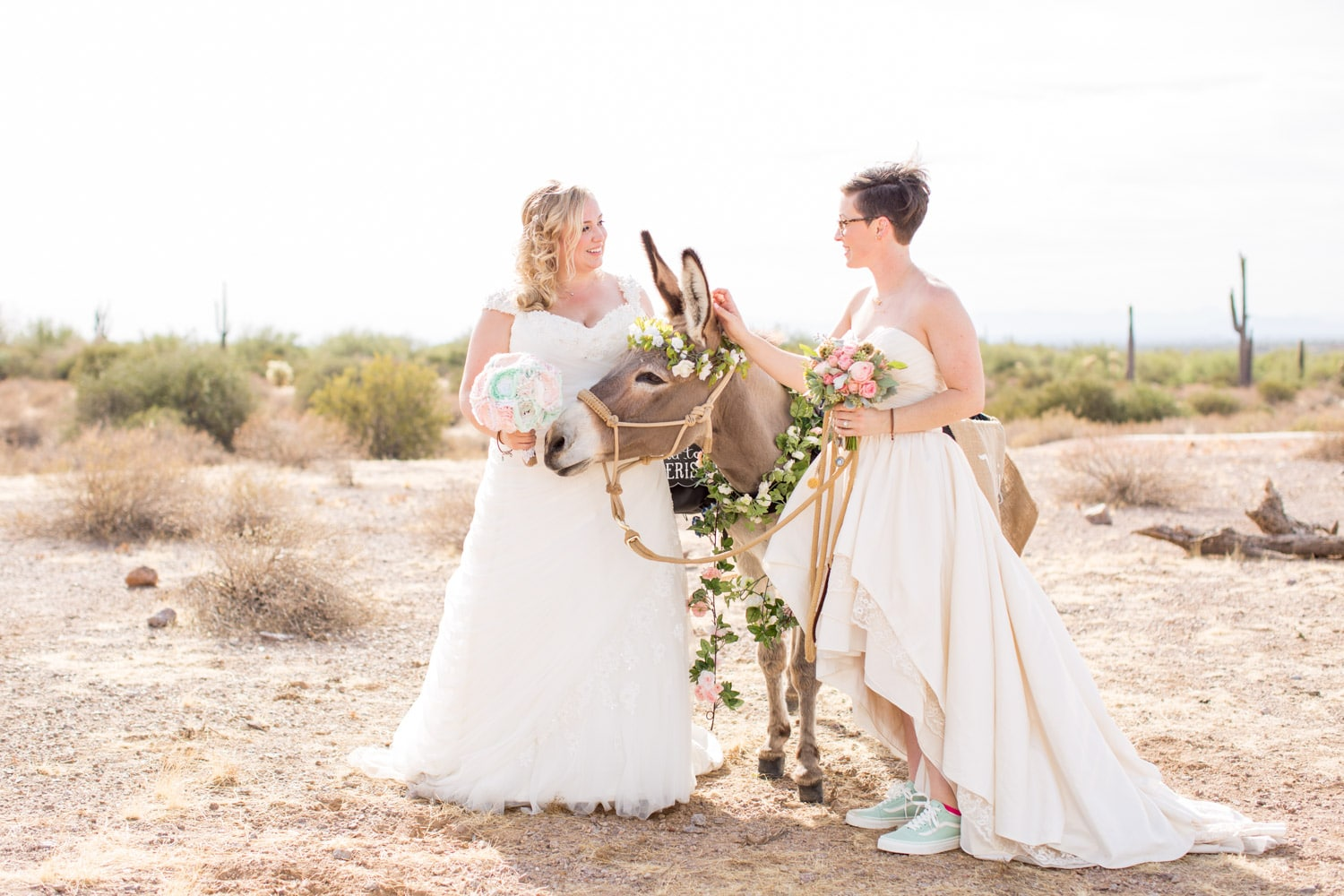 Beer Burro LGBT Wedding
