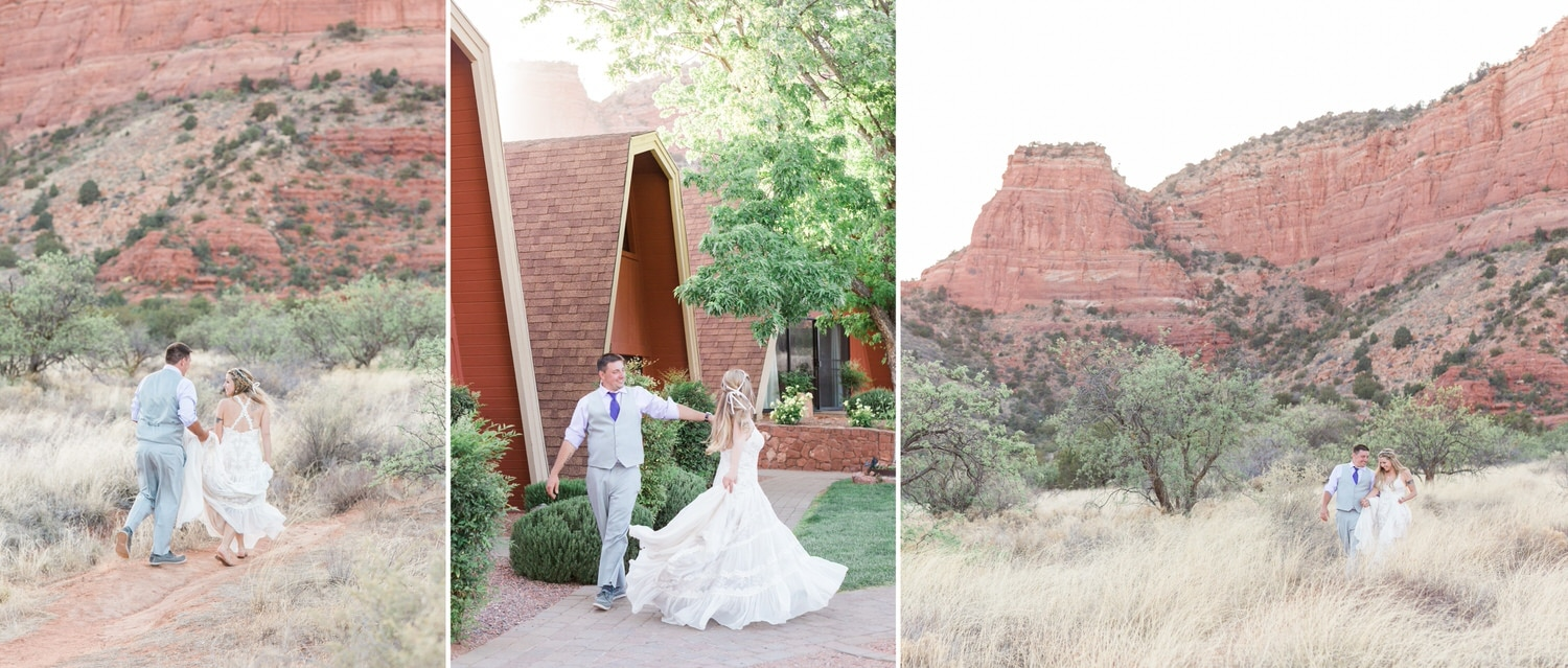 Red Agave Wedding