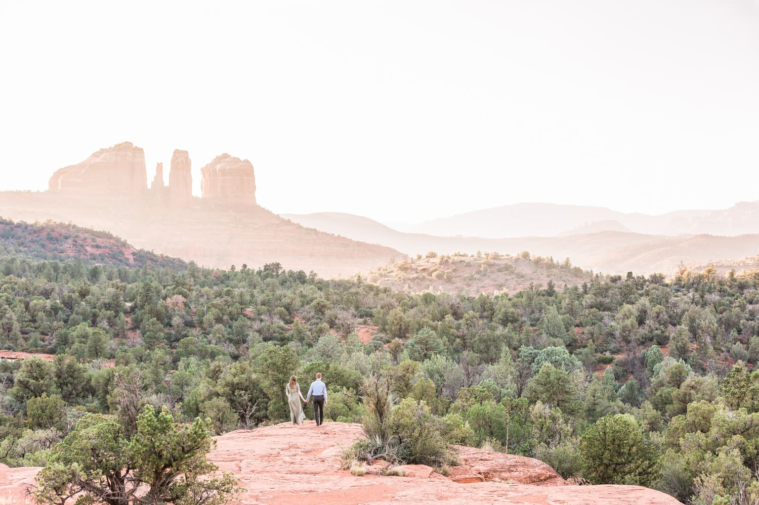 Epic Sedona couples photos