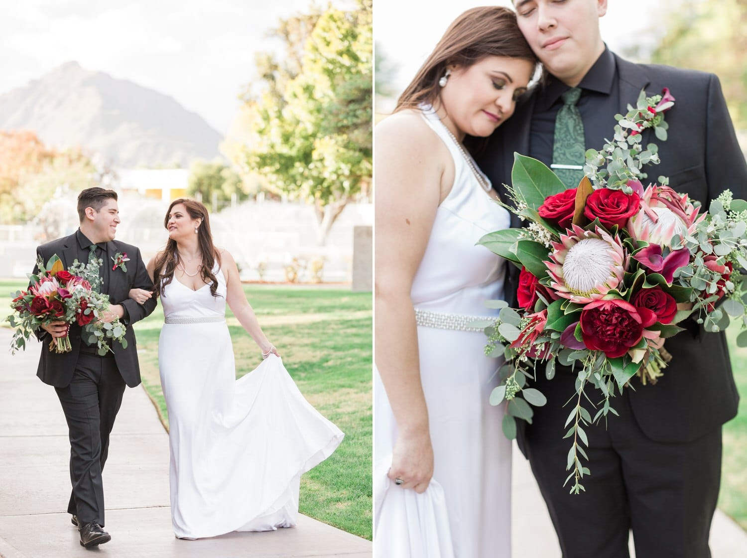 Scottsdale Civic Park Elopement