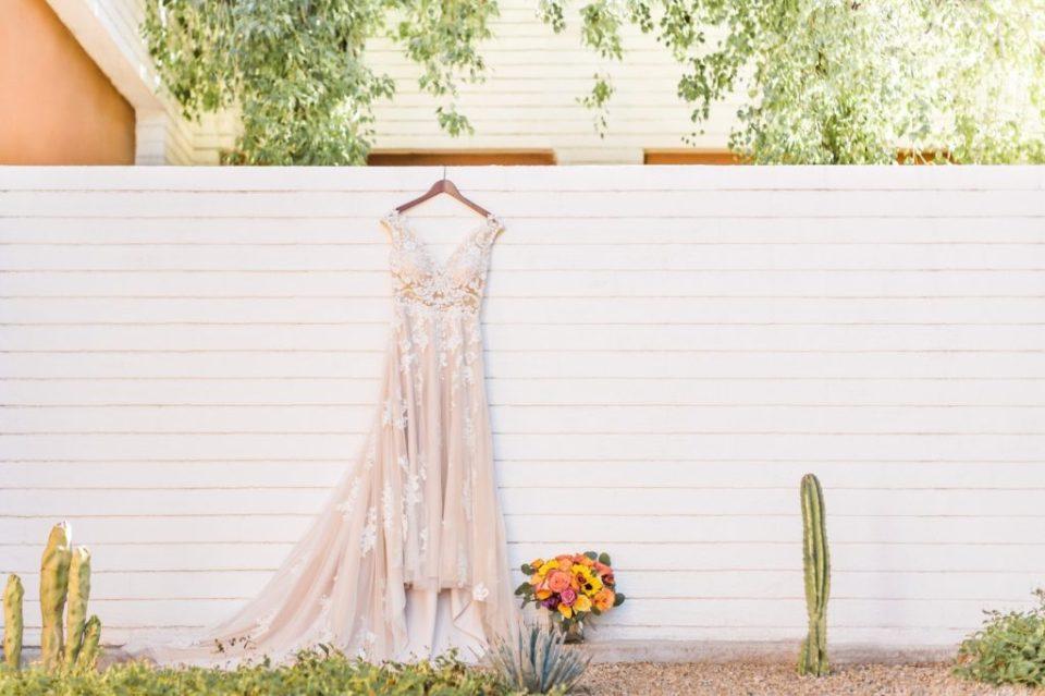 Morilee Wedding gown