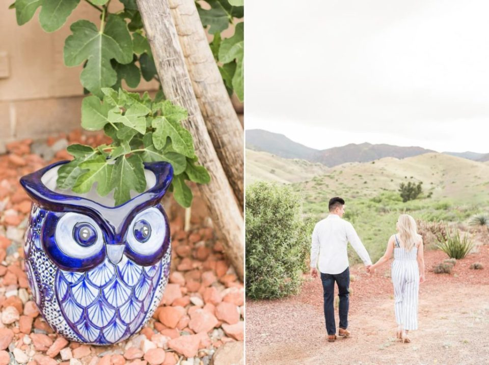 Verde Valley Engagement Photos