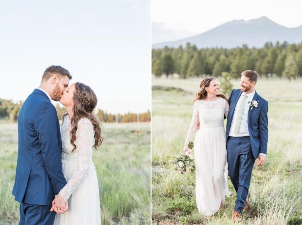 Flagstaff Arboretum Wedding
