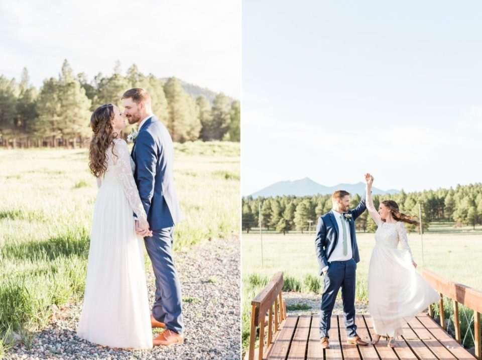 Flagstaff Arizona Wedding