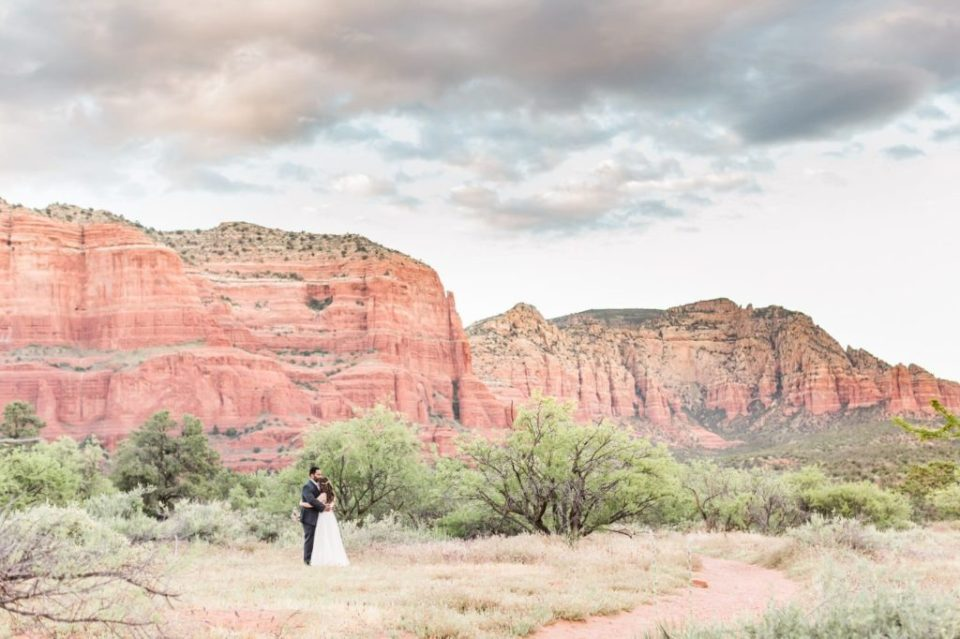 Sedona Wedding Photos