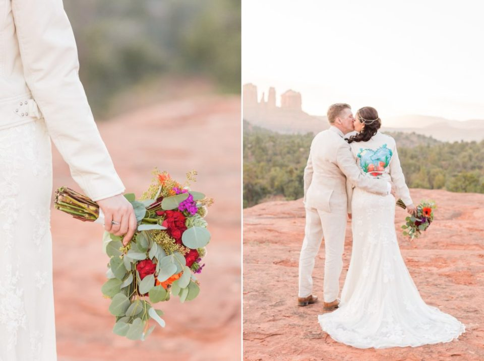 Sedona Bridal Jacket