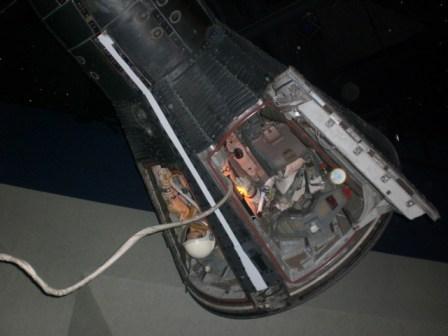 A Gemini Spacecraft
