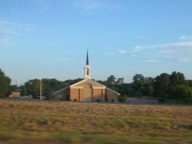 Prairie View, Texas LDS church building