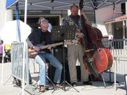 8-Bit Jazz Heroes at the Rose Bowl Flea Market