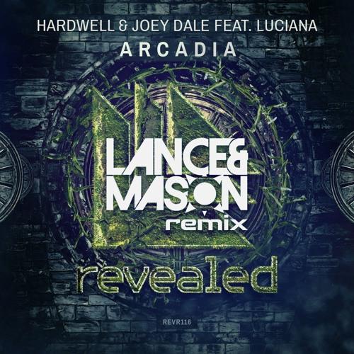 Hardwell – Arcadia Remix