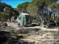 20 km west of Eucla on Australian Bight - 2