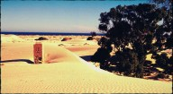 20 km west of Eucla on Australian Bight - 3