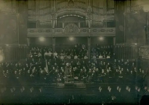 Franz Liszt Academy of Music, Great Concert Hall (c1910)