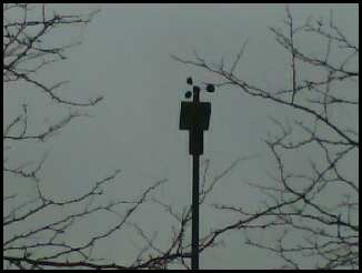 Anemometer in the Windy City