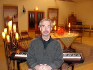 Adam Brooks Webber, event speaker, musical entertainer, retreat leader