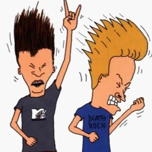 beavis-butthead-rocking-out