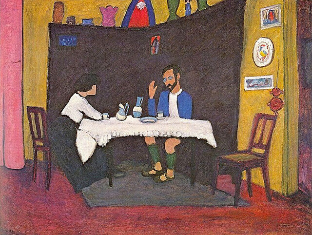 gabriele-munter-kandinsky-and-emma-bossi-at-the-table-in-the-murnau-house-1912-orig